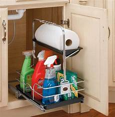 rev a shelf removable sink caddy eclectic pantry