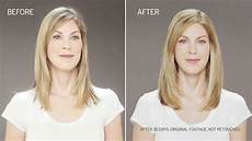 see gillian s before after with k 233 rastase initialiste