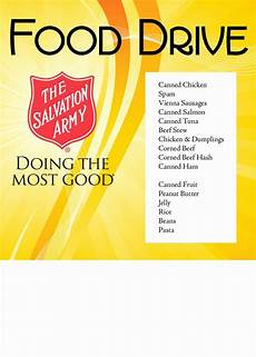 Can Food Drive Flyer 25 Can Food Drive Flyer In 2020 With Images Food Drive