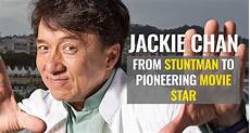 jackie chan jackie chan s story from quot useless quot stuntman to