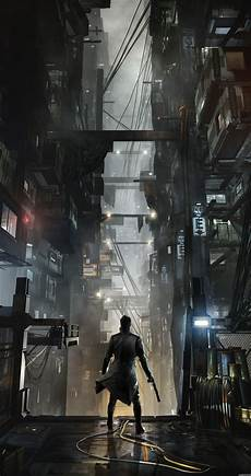 cyberpunk city iphone wallpaper cyberpunk android wallpapers top free cyberpunk android