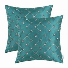 calitime pack of 2 cushion covers throw pillow how to