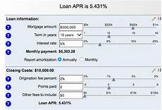How To Calculate Mortgage Loan Mortgage How To Calculate Apr For A Fixed Rate Loan Due
