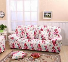 Floral Sofa Slipcover 3d Image by 20 Inspirations Floral Slipcovers Sofa Ideas