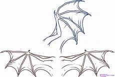drachen zeichnen how to draw wings step by step dragons draw a