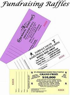 Raffle Ticket Fundraiser Ideas Fundraising Raffles Rules Amp Regulations How To Raise