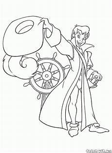 Captain Hook Malvorlagen Malvorlagen Pan Und Captain Hook