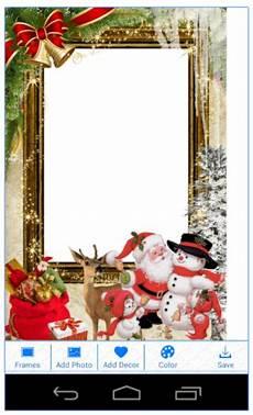 cornici di natale gratis app foto natalizie gratis sul tuo android fashion android