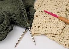 crochet v s knitting