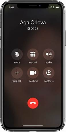 Iphone Mute Button While On A Call On Iphone Apple Support