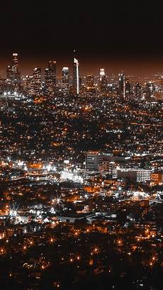 iphone xr wallpaper hd city wallpaper los angeles city lights usa 2880x1800