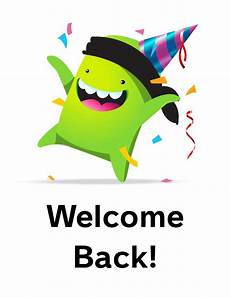 Welcome Back Poster Poster Welcome Back 1