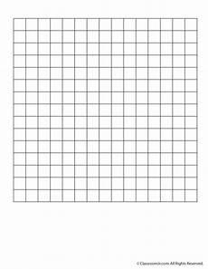 Blank Grid Template Blank 15 X 15 Grid Paper Or Word Search Grid Printable
