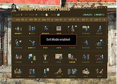 Fallout 4 Skills Chart Reset All Points At Fallout 4 Nexus Mods And Community