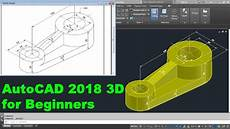Autocad 2018 For The Interior Designer Pdf Autocad 2018 3d Tutorial For Beginners Youtube