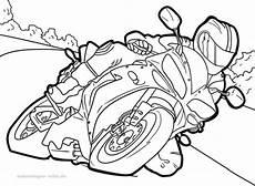 malvorlage motorrad ausmalbilder malvorlagen und ausmalen