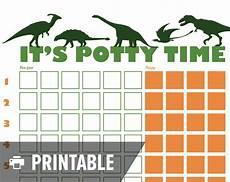 Free Potty Charts Potty Training Chart Dinosaur It S Potty