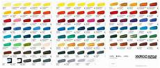 S Acrylic Craft Paint Color Chart Acrylic Paint Murray S Art And Framing
