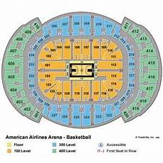 American Airlines Miami Arena Seating Chart Miami Concert Tickets