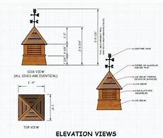 cupola plans free cupola plans for your neat shed in 2019 barn plans