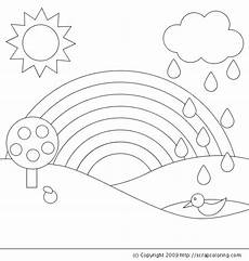 get this free rainbow coloring pages to print 6pyax