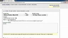 How To Post Resume On Craigslist How To Edit Or Delete Post In Craigslist Youtube
