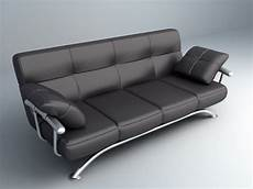 Black Sofa Chair 3d Image by 22 1 16 Sofa 010
