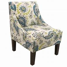 upholstered accent chairs with arms bungalow heady swoop ladbroke upholstered arm chair