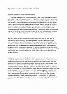 Argument Essay On Marriage Argumentative Essay
