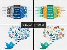 Social Media Ppt Templates Social Media Powerpoint Template Sketchbubble