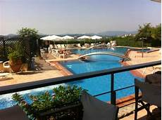divani corfu palace the swimming pool view from the restaurant picture of