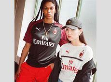 PUMA Launch The AC Milan 18/19 Third Shirt   SoccerBible