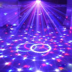 Free Online Strobe Light Effect Lixada 20w Led Rotating Strobe Rgbpyw Crystal Magic Ball