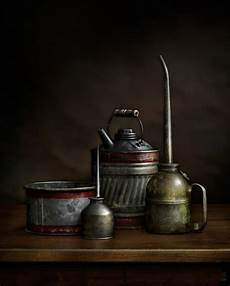 Oil Can Light Oil Cans Series A New Image Harold Ross Fine Art