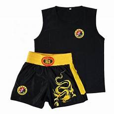 boxing clothes for boxing shorts t shirt muay thai sanda taekwondo