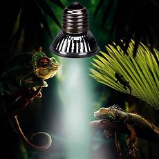 Uvb Led Reptile Light Reptile Uva Uvb 3 0 Heating Lamp Full Spectrum Sunlamp