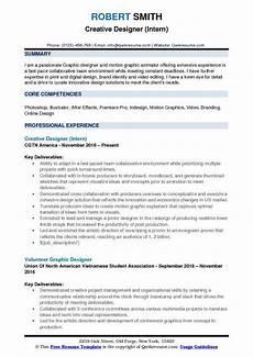 Resume Sample For Designers Designer Resume Samples Examples And Tips