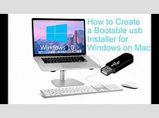 How to Create a Bootable USB Flash Drive for Windows 10 on