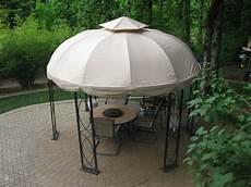 circular gazebo lowes 12 ft gazebo replacement canopy s gz1d garden