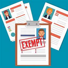 Definition Of Exempt Employees Definition Of Exempt Employee Examples And Forms