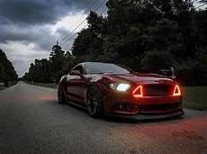 2011 Mustang Led Lights 2015 2017 Ford Mustang Exterior Led Grill Lights