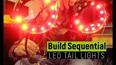 How To Build Sequential Lights How To Build Custom Sequential Led Lights Nissan