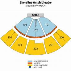 Shoreline Seating Chart View Shoreline Concert Can You Bring Food