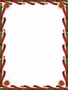 Free Christmas Clipart Borders Printable 42 Best Christmas Letter Printables Images On Pinterest