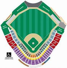 Talking Stick Spring Training Seating Chart Seating Chart For Maryvale Baseball Park And Brewers