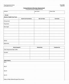 Nursing Assessment Forms Free 18 Sample Nursing Assessment Forms In Pdf Ms Word