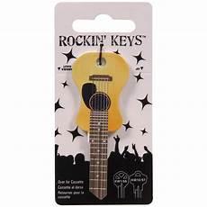 Walmart Key Designs The Hillman Group 66 Blank Rockin Accoustic Guitar Key