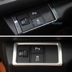 Abs Vsa Lights Honda Civic New Stainless Steel Carbon Fiber Look Vsa Button Light