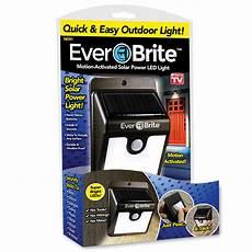 As Seen On Tv Solar Flood Light Ever Brite Light Solar Powered Outdoor Led Motion Sensor