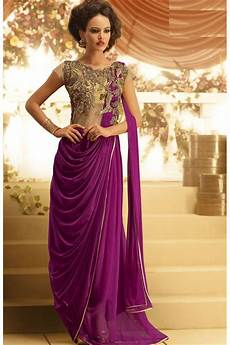 makeup review saree gown to impress with